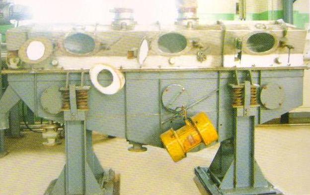 振动硫化干燥机