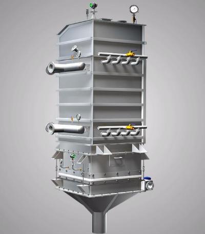 YYBLxi列固体无chen冷却机