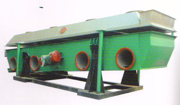 PZG-||型倾斜式振动流化床冷却机