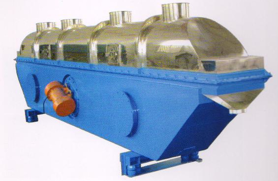 PZG-I振动流化床干燥机