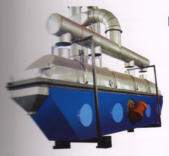 硫铵专用振动硫化床干燥机组